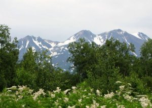 Nalychevo Nationalpark und Vulkane von Kamchatka