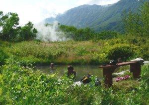 Über den Pazifik zu Geysir und Vulkanen